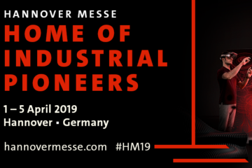 RunMyProcess at HANNOVER MESSE 2019