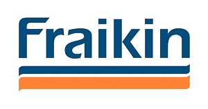 Logo of the Fraikin Group - Leading provider of commercial vehicle leasing services
