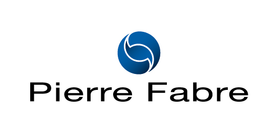 Logo of Pierre Fabre - French pharmaceutical group