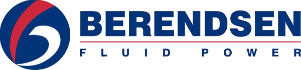 Logo of Berendsen Fluid Power - Australia's largest specialist hydraulic services provider