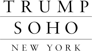 Logo of Trump SoHo New York - Four star luxury hotel in Manhatten